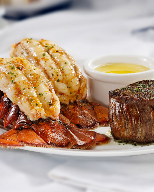 Petite Filet & Cold Water Lobster Tails