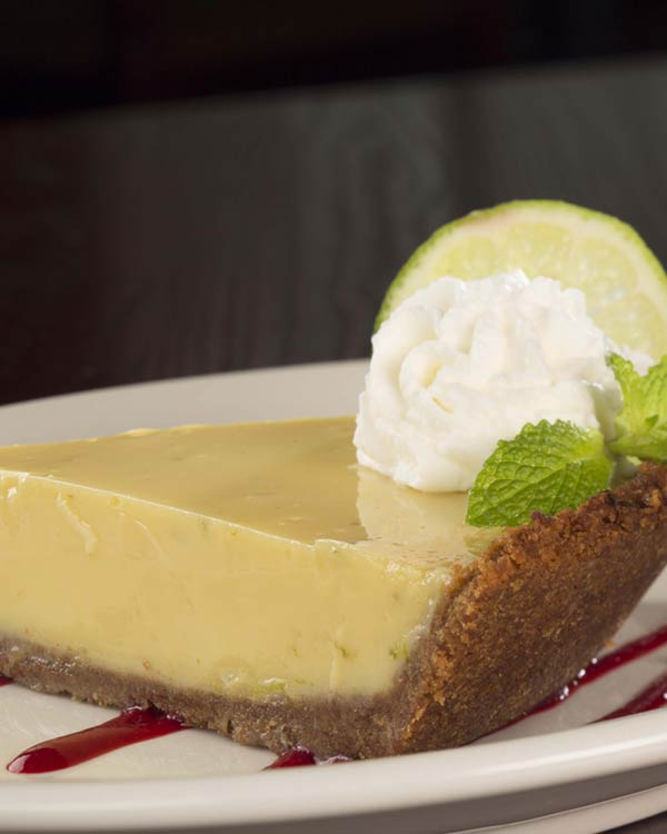 House-Made keylime Pie